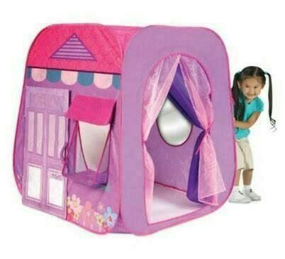 jual mainan tenda anak cewek boutique tenda