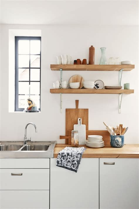 kitchen sheved wall mounted kitchen shelves decor ideasdecor ideas