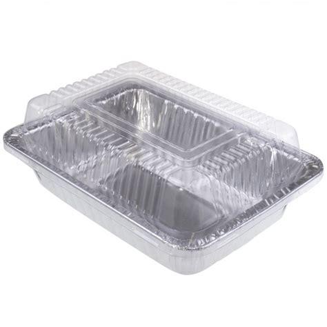 4 pk premium foil containers with pvc lids discount online