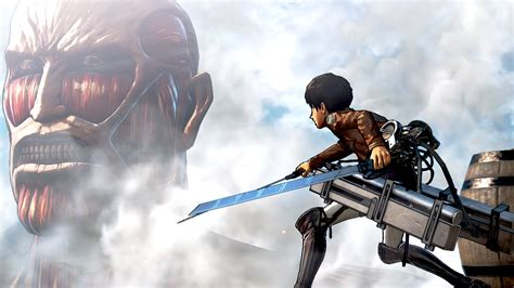 attack on titan summary attack on titan wings of freedom pc technical review