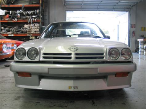 1975 opel manta for sale 1975 opel manta irmscher2 german cars for sale