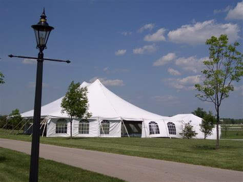 ky lighting georgetown ky tent pole 60x180 white rentals ky where to rent