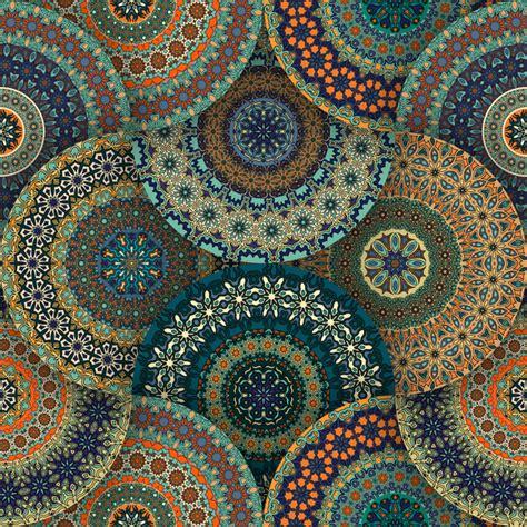 ethnic pattern fabric fabric pattern ethnic vintage styles vectors 10 vector