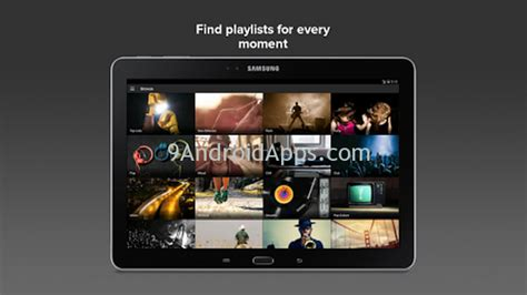 spotify tablet version apk spotify v1 8 0 993 version tablet in smartphone apk
