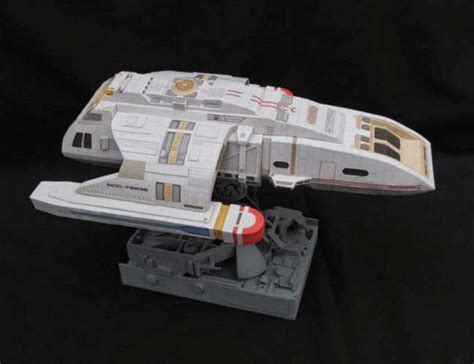 Trek Papercraft - papercraftsquare new paper craft trek