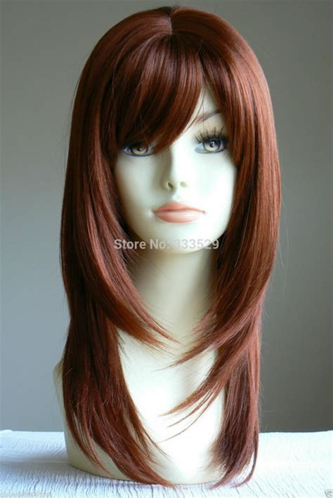 haircut on long red hair cut to a pixie cut beautiful long layered hairstyles