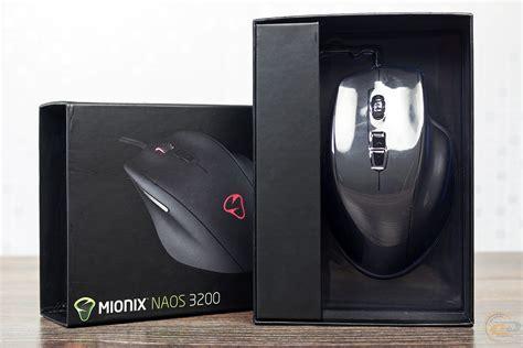 Mionix Glidez Naos Mouse mionix naos