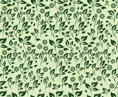 leaf pattern seamless leaf pattern vector vector art graphics freevector com