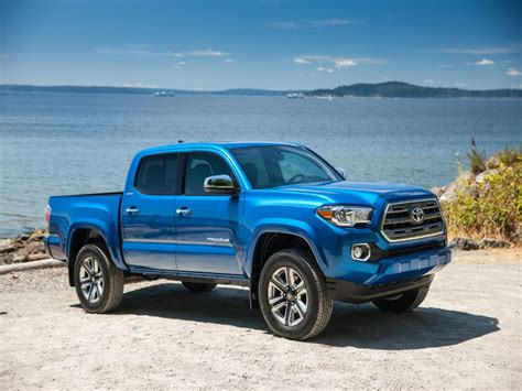 Looking For Used Toyota Tacoma Trucks 10 Best Looking Trucks For 2016 Autobytel