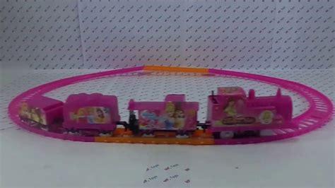Mainan Kereta Api Princes mainan kereta api setelan bayi