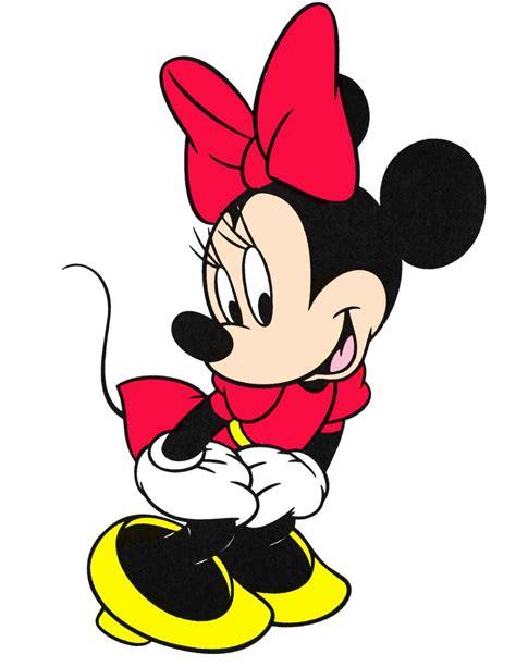 sketsa gambar kartun minnie mouse untuk belajar mewarnai si anak