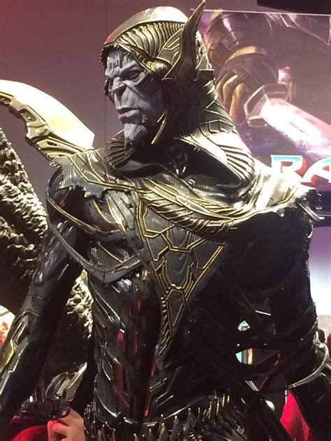 corvus glaive infinity war a closer look at thanos black order