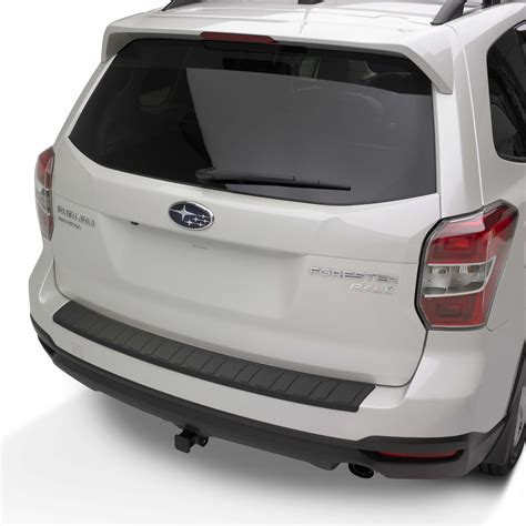 Subaru Rear Bumper Cover by 2015 Subaru Forester Rear Bumper Cover E771ssg300