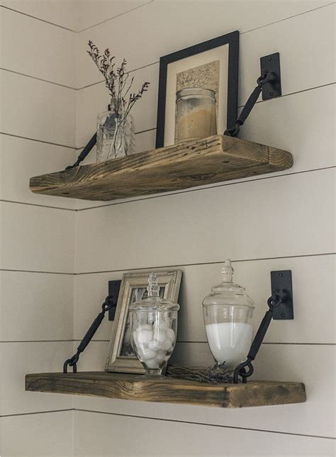 rustic wood bathroom shelves best 25 bathroom shelves ideas on pinterest half bathroom decor half bath decor