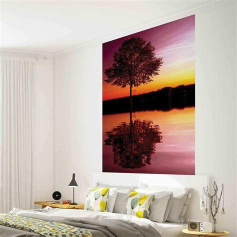 lukisan dinding pemandangan  dekorasi ruangan jual