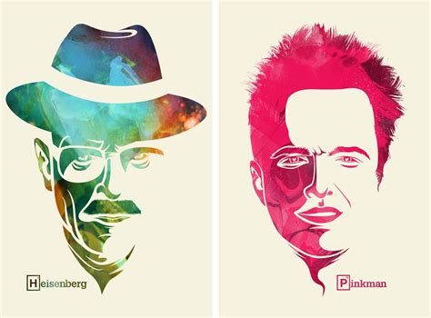 design art graphic 30 pictures of breaking bad inspired art and artwork
