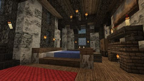 skyrim bedroom skyrim inspired castle minecraft project