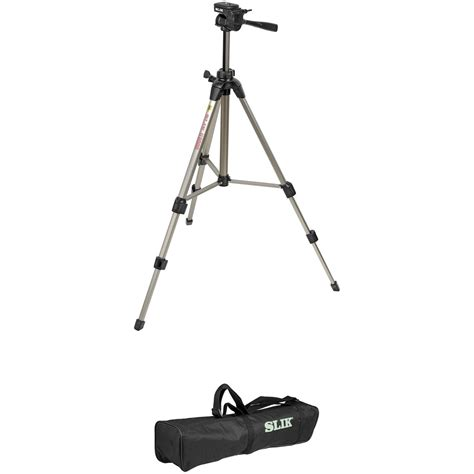Tripod Slik Slik U8000 Tripod With 3 Way Pan And Tilt 617 800 B H