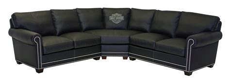 harley davidson couch hd 5748 sectional harley davidson 174 enthusiast furniture