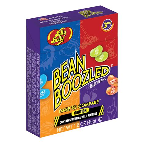 Bally Paket jelly belly bean boozled jelly beans 45g 3rd edition