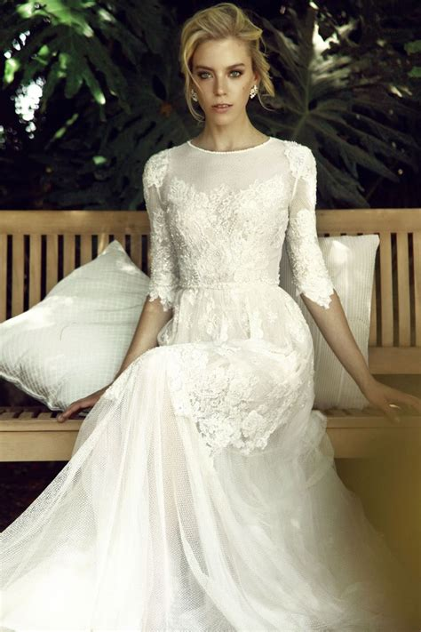 17 best ideas about elegant wedding dress on pinterest