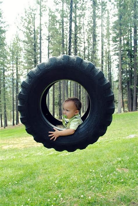 how to make a vertical tire swing how to make a vertical tire swing woodworking projects