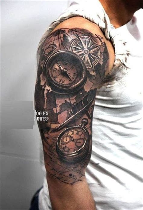 best quarter sleeve tattoo best 25 men sleeve tattoos ideas on pinterest