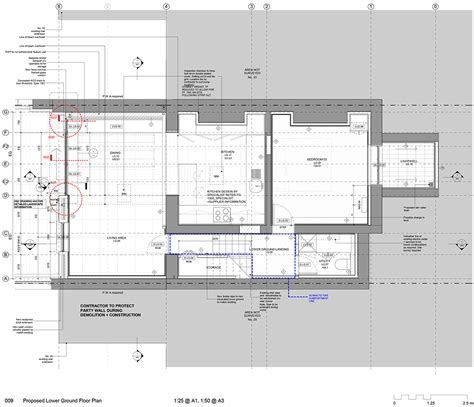 ground floor extension plans h 219 t adds quot jewel like quot glass extension to east london house