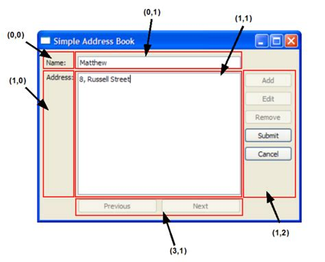 qt tutorial address book qt 4 6 getting to know qt designer