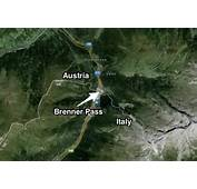 Italy Closed Part Of The Austrian Italian Border To Defuse A WW2 Bomb