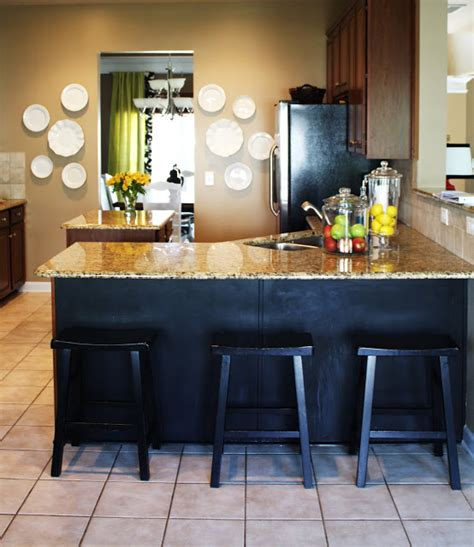 chalkboard paint kitchen countertops our kitchen chalkboard paint the counter emily a