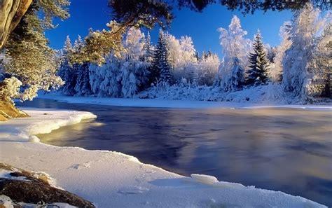 frozen river wallpaper snow trees frozen river wallpapers snow trees frozen