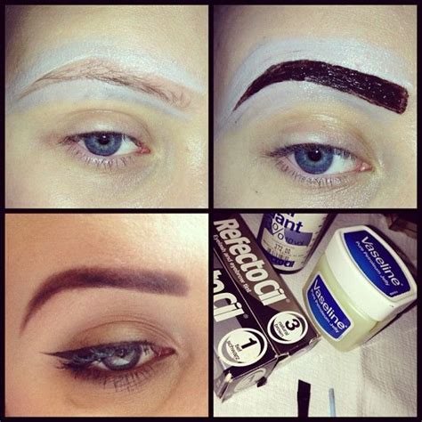 proper way to fill in eyebrows 227 best eyebrow images on pinterest beauty tips health