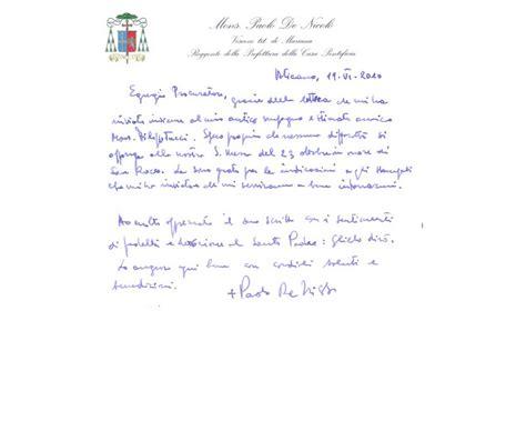 prefetto della casa pontificia amici di san