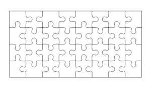 puzzle stencil template designeasy how to create puzzle pieces template in adobe