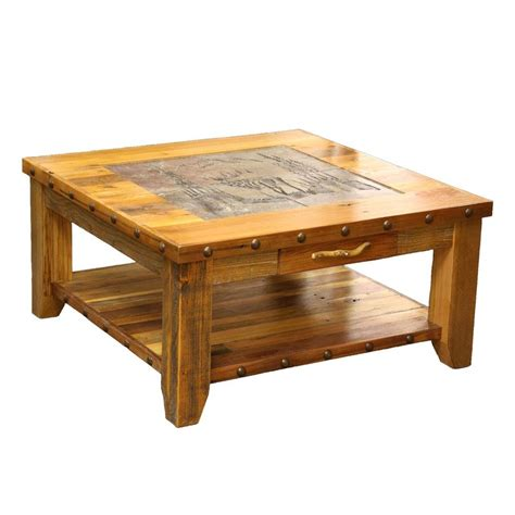 rustic country coffee table western coffee table country rustic wood living room