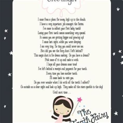 free printable letters to the tooth fairy tooth fairy letter free printable tip junkie