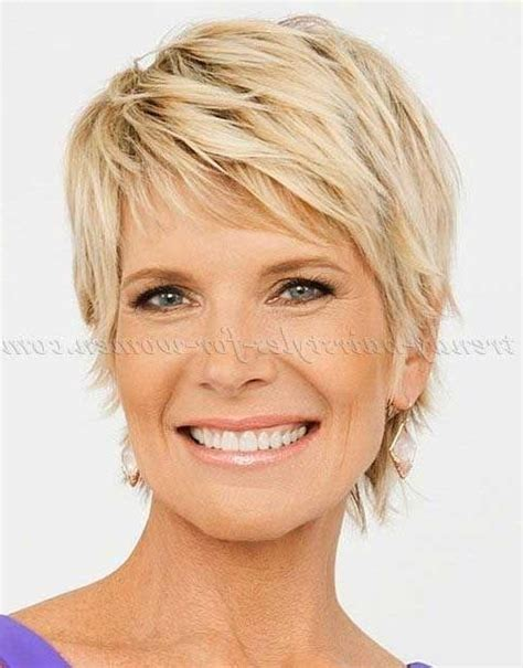 15 best ladies hairstyles over 50 hairstyles haircuts 15 best of short hairstyles for fine hair for women over 50