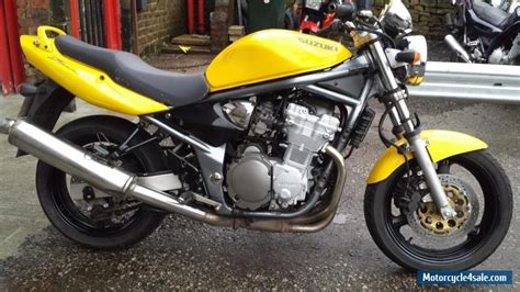 2003 suzuki gsf for sale in united kingdom