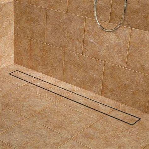 cohen linear shower drain shower drain  showers