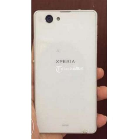 Hp Sony Xperia Z1 Second hp sony z1 docomo compact second warna black white