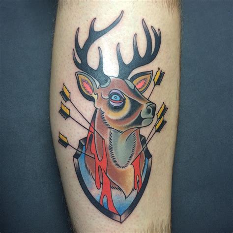 deer tattoos designs 120 best deer meaning and designs nature 2019