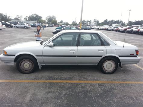1991 Toyota Camry 1991 Toyota Camry Exterior Pictures Cargurus