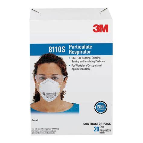 home depot spray paint mask 3m medium disposable paint project respirator mask
