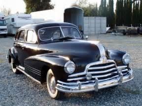 Pontiac Automobiles 1947 Pontiac Streamliner Classic Automobiles