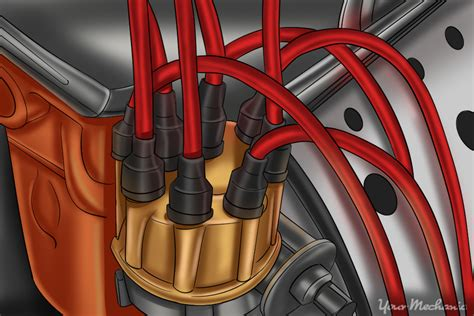 how to remove wire caps how to remove install and adjust ignition timing