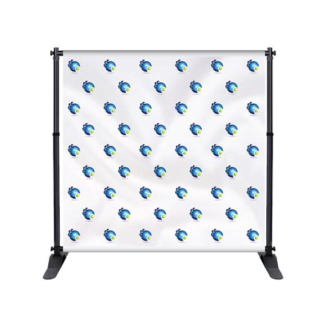 how to design backdrop banner 8 w x 8 h step and repeat backdrop banner stand