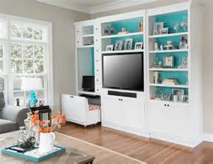 Bookshelves With Tv Step By Step In Building Your Own Built In