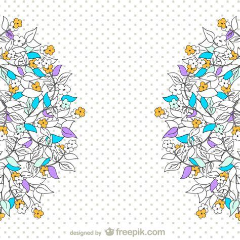 imagenes vectoriales para ai vetor decorativo desenho floral baixar vetores gr 225 tis