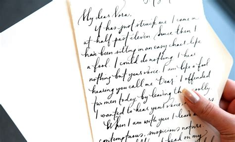 Commitment Letter To My Husband Husband Gives 10 000 Letters To Loving Smag31